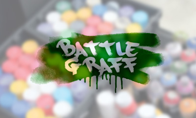 Team Building Peinture Battle Graff