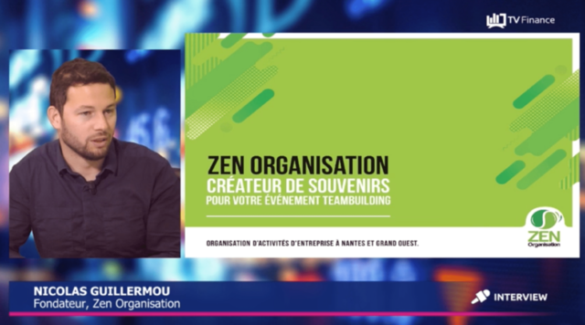 Zen Organisation interview Nicolas Guillermou